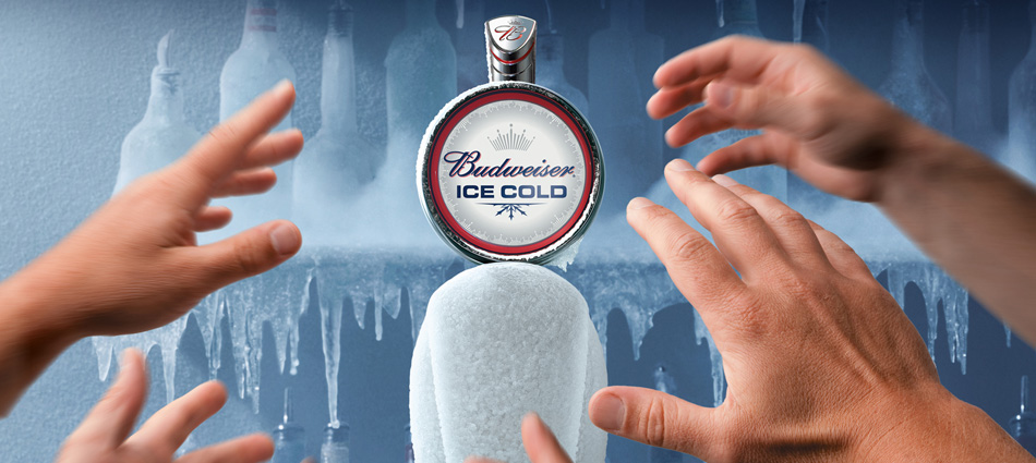 Budweiser Ice Cold