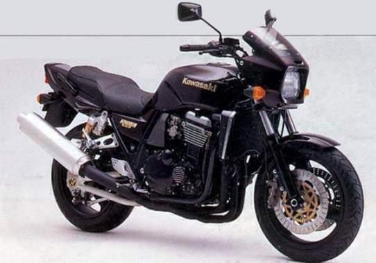 Kawasaki ZRX1100 - bike 7