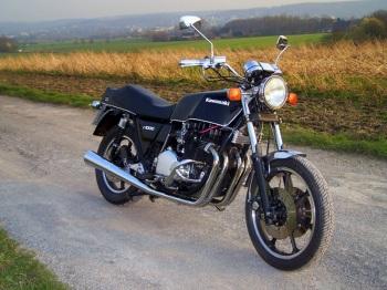Kawasaki Z1000ST - 1978 model - bike 5