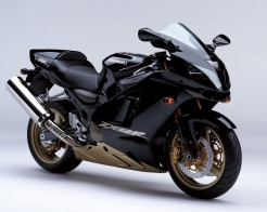 Kawasaki ZX12R - 2002 model - Bike 11