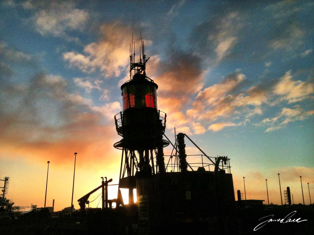 Lighthouse ship