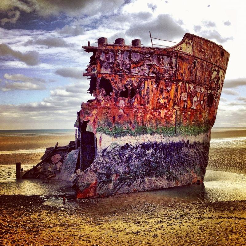 Irish Trader Wreck