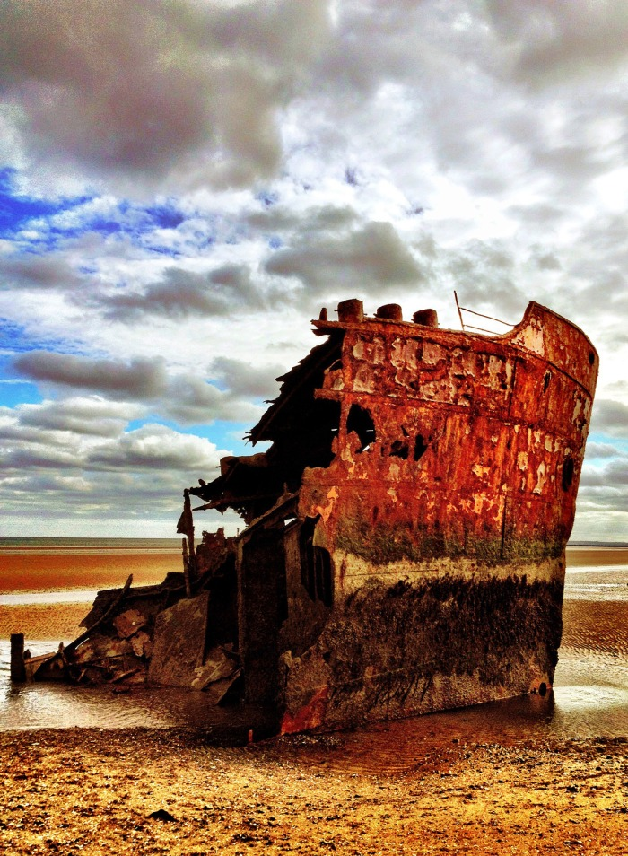 Irish Trader Shipwreck