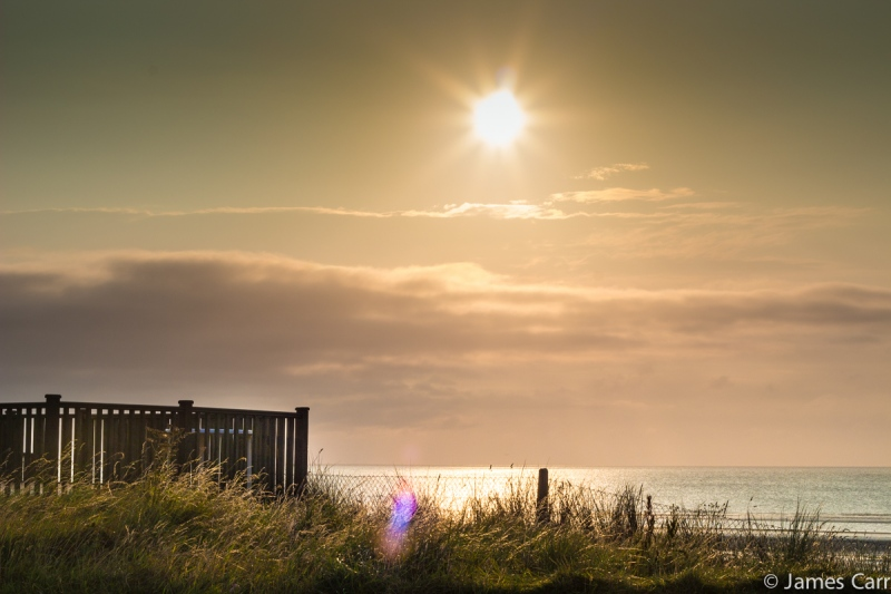Early morning 1, Oriel Cove. 30/07/14. 6.50am
