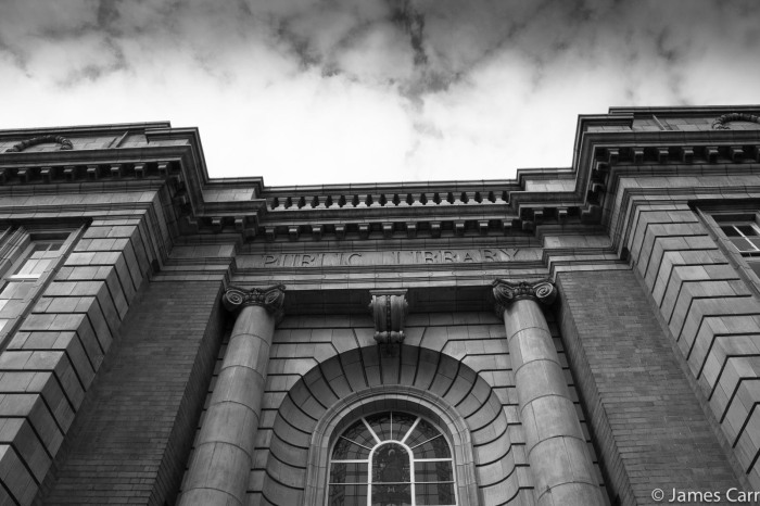 Rathmines library