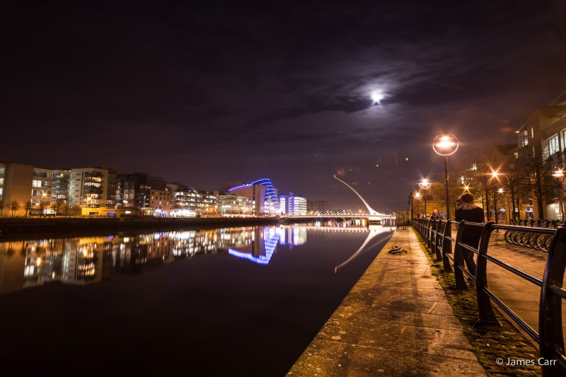 Sir John Rogerson's Quay, monday 2nd Feb 2015