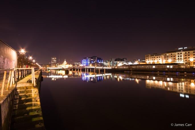 Sir John Rogerson's Quay, monday 2nd Feb 2015