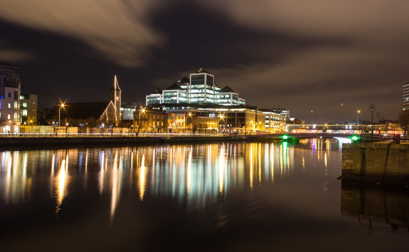 City Quay, Tuesday 27th Jan 2015