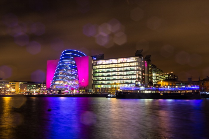 National Convention Centre, Thursday 29th January 2015