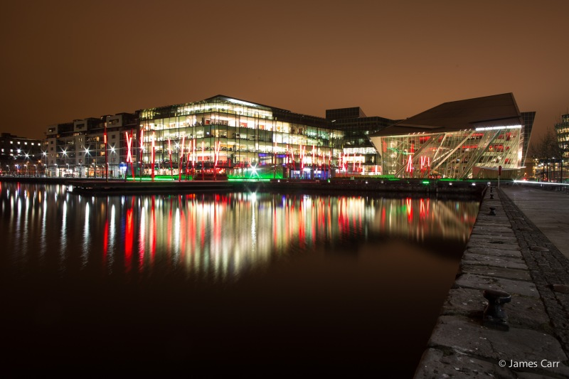 Bord Gais Energy Theatre, Monday 9th Feb 2015
