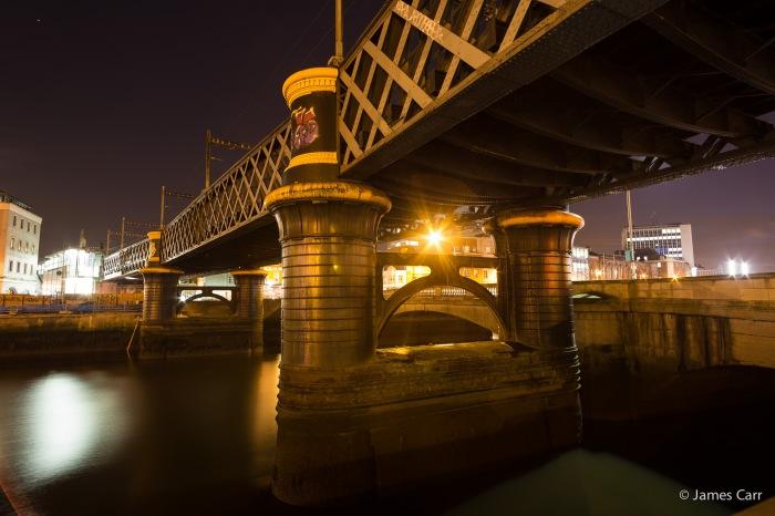 Butt Bridge, 19 Feb 2015
