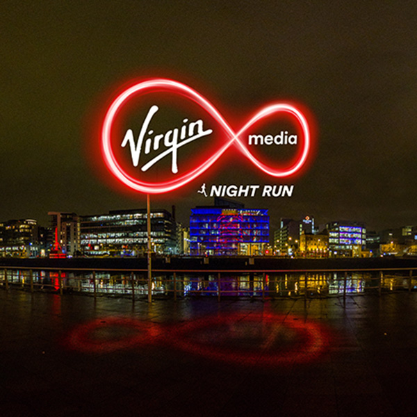 Art Direction: Virgin Media Night Run
